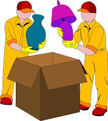 A költöztetés csomagolással együtt biztonságos