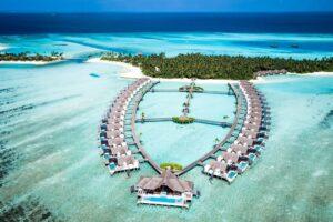 Lélegzetelállító Maldív szigeteki nyaralás