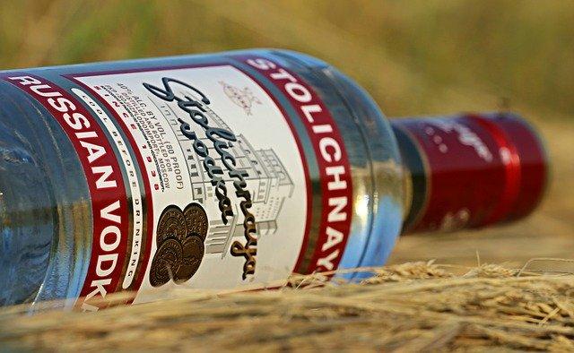 Vodka eredeti ízzel