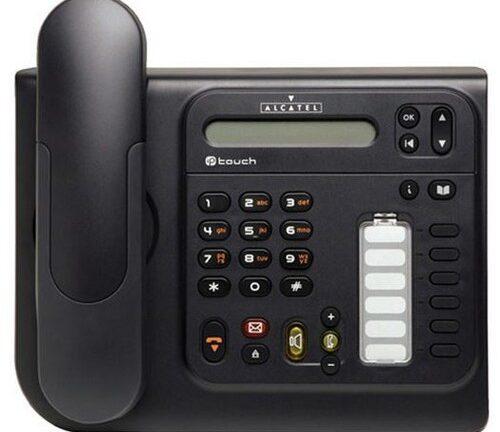 Biztonság és kezelhetőség: Alcatel Lucent vezetékes telefon