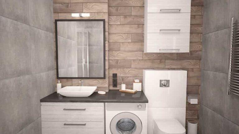 A praktikus kis fürdőszoba ötletekkel teret nyerünk